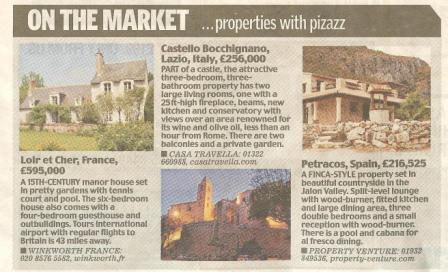 Daily Mail-Property Venture