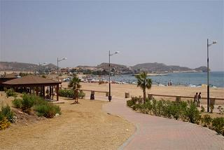 San Juan de Los Tererros - Beachside Walk