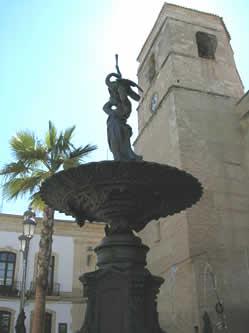 Vera Peublo - Plaza Mayor
