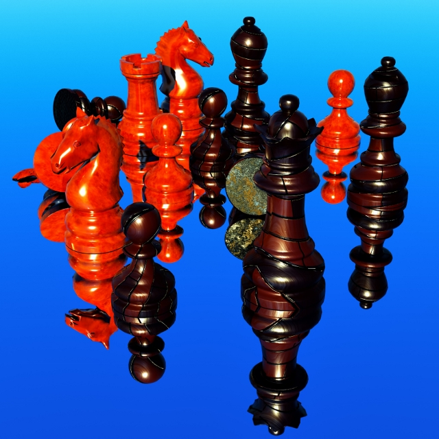 Chess Battle 640x640