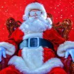 Savvy Santa Claus Investor