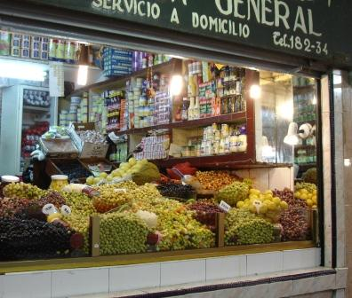 Tangier Olive Stall