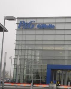 Lodz Property, Blue chip industry-P&G